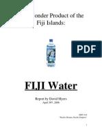 FIJI Water Final