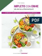 Escuela de Nutricion Emocional  - 1 día completo con EM4E