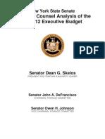 Senate Majority Analysis