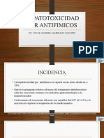 HEPATOTOXICIDAD POR ANTIFIMICOS
