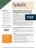 Oakwood Shores February Newsletter