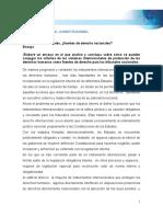 criterios internacionales fuentes de derecho