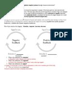 feedback mechanism