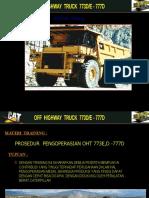 Presentation 773DE& 777D wira
