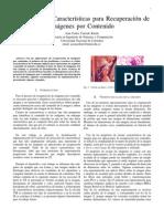Extraccion de Caracteristicas para Recuperacion de imagenes por contenido