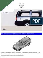 volvo xc70 2007 user manual airbag seat belt rh scribd com 2007 Volvo XC90 2007 Volvo XC70 Interior