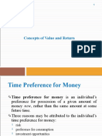 FM-Time Value of Money