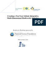 Final Biodiversity Report