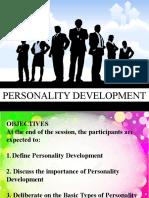 PERSONALITY DEVELOPMENT.gad.2016.pptx