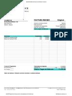 Fatura-para-Excel