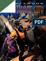 DC Universe RPG - Gotham City Sourcebook.pdf