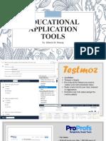 Educational Application Tools