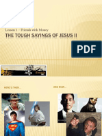 The Tough Sayings of Jesus II - Friends With Money