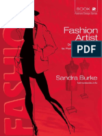 fashion artist 3ed burke digital review abridged