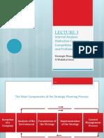 Lec 3 - Internal Analysis Distinctive Competencies, Competitive Advantage, and Profitability.pptx