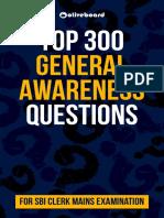 Top 300 Ga Gs Oliveboard