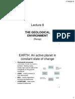 EC571 Geotechs Lecture 8_2018_19 - Geoll Enviro