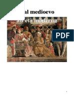 3. Dal medioevo all'età moderna