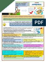 - tema 11  RUPTURAS DEL PECADO  1º GLORIOSO  2020