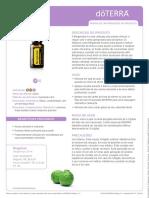 Material Complementar - Bergamota