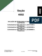 AF Manual Elétrica Diagnósticos