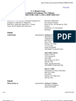 BAZLEY et al v. ARCH SPECIALTY INSURANCE COMPANY et al Docket