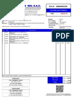 CORP. F001-719 MOTO REPUESTOS Y SERVICIOS ANTHONY E.I.R.L