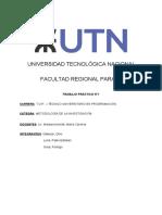 TP N°1 METODOLOGIA