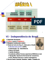 07 - BRASIL-Império I -II