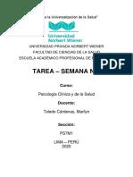TAREA - SEMANA 5