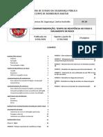 IN_14_COMPARTIMENTAÇÃO, TEMPO DE RESISTÊNCIA AO FOGO E ISOLAMENTO DE RISCO 14FEV2020