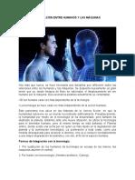 Ser humano e Inteligencia Artificial