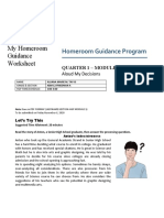 Homeroom Guidance Program-Worksheet 3 (1)