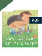 Las caricias en mi cuerpo Compassion International-Ecuador
