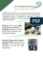 EPSF Delegation in DUPHAT Conference (2008-2009)