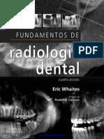 fundamentos de radiologia dental - Erick Whaites.pdf