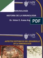 CLASE 1. HISTORIA DE LA INMUNOLOGÍA
