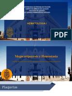MEGACARIOPOYESIS Y HEMOSTASIA [Autoguardado]