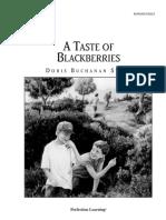Taste of Blackberries Unit