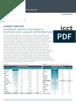 Market monitor