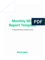 monthly-seo-report-template