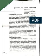 RECURSO CONTRA RESOLUCIONES DEL ÓRGANO LEGISLATIVO