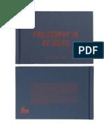 Alain de Botton -- PHILOSOPHY IN 40 IDEAS Lessons for Life.docx