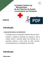 Assistencia ao Parto - Primeiros Socorros Dra. Emilia 2020