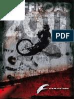 Catálogo Fulcrum 2011 Offroad
