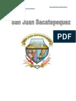San Juan Sacatepequez