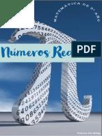 TEMA #1.MATEMATICA3°-Numeros reales