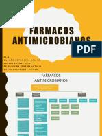 Mapa farmacos antimicrobianos
