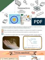 Diapositivas fisicoquimica- Tensoactivos.pptx