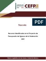 Presupuesto Tlaxcala 2021